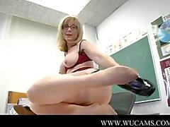 HOT LIVE SHOW 02 alone chunky mommy-got