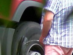 trucker exterior spycam mijar 4