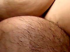Rainha da senhora misturado booty phat fodido por paki peludo