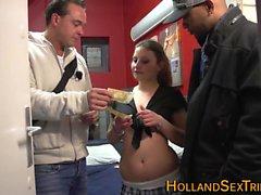 Les prossies néerlandaises font face aux gouttes