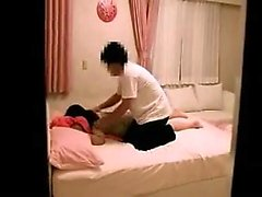 Teen Asian Blond Orgazm İçin Parmak
