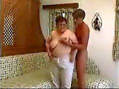 Big Fat Granny Fucked