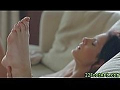Yoga babes feet spermed