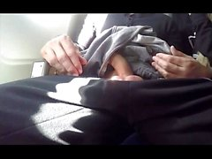 Uçakta oral seks