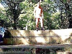 Wichse im der Glienicker Park