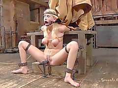 Mean treatment in the dungeon