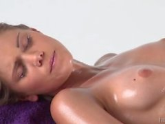 Little Caprice Orgasmic Chills