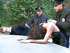 Guy izlemek GF İki Polisler tarafından becerdin !