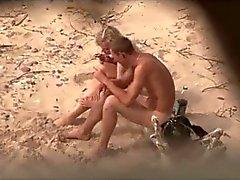 Hidden Cam - Beach