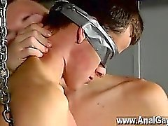 Twink sex New Boy Brodie Wanked And