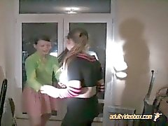 RusDreamTeen Crazy Ausziehen (Alice & Alina) -AdultVideoBox