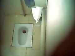 Desi intialaisen WC Piilotettu cam Huoneen satama