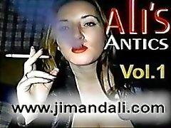 1 hora de las Alí fumadores fetiche de sexualmente plena ( Classic)