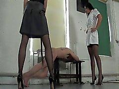 Nurse Punish
