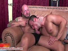 Dominik Rider and Dan Rhodes gay fucking part4