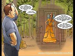 I 2D Comic : Spellbinder . Episode 2
