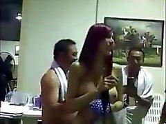 Del escándalo thailand Partido Fitness ( la versión completa)
