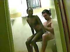 Interracial S1EP1 : black girl fucked by a white guys