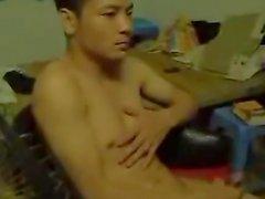 Pareja follando vietnamese por la webcam