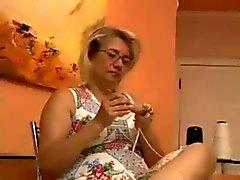 De BBW Latina bbc63 anal del abuelita