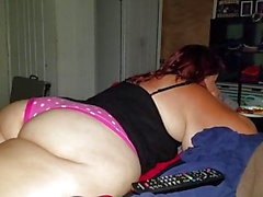 Juicy BBW Ass Watch
