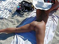 Diffondere per tutte alla spiaggia