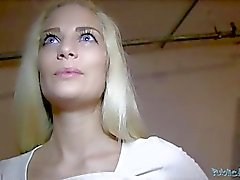 Agente Público POV Blonde Babe Creampie (HUUU)