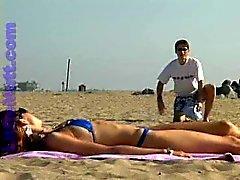 Sophie Strauss - Hayat'ın A Beach - 1. Bölüm