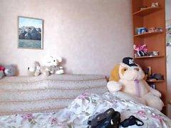 IRINA ZAIKINA DE SAPORISCHSCHJA, UKRAIN Webcam