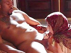 Arab девушкой Соси черный петух - pornfrost