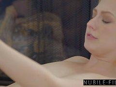 NubileFilms - Güzel Sarışınla Sıcak Fuck