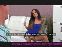 FemaleAgent. Delicious agent of seduction