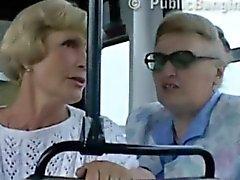 Del sesso Public al degli autobus urbani