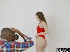 BLACKED Teen Alexis Rodriguez Loves BBC