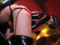 The Mistress, the strap-on and a fuckhead