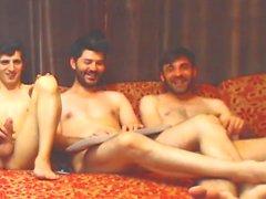 Kuumat turkkilaiset kavereet Cam: Ei ääntä