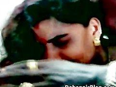 Babilona scena di sesso con il Grande Nero Alle Dravidian L'uomo in Kathal Kathai