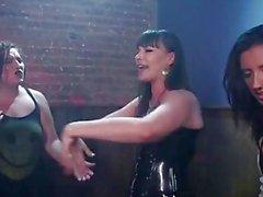 Sophia Grace and Dana Dearmond hit the anal club scene
