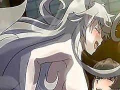 Catgirl Hentai Baise et gicle