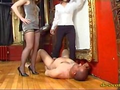Stomps and Trampling