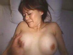 Busty Asian Girl Having Sex
