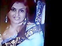 Esperma pleitesía a la India en Tamil Actriz Sona desi indian Eyaculaciones Felaciones indio árabe