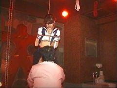 Японский любитель сексуального раба 7