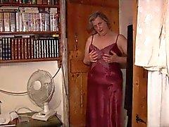 Tess ,vanha kaunis mummo - kohtaus 3