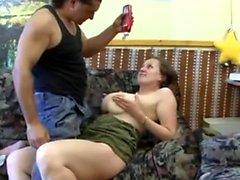 Cougar Pawg finska anal