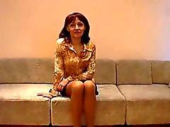 Döküm Anneler - Marina ( 37. yaşında)