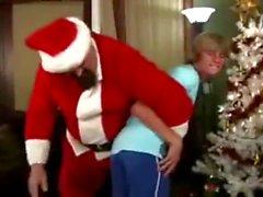 Papai Noel spanker