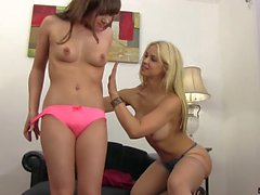 Alison Rey And Sarah Vandella Cums