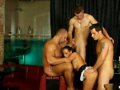 "Paul Fresh ""Strip Off And Get Off"" Part 3 Bi"