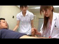 Japansk porr sjuksköterska .